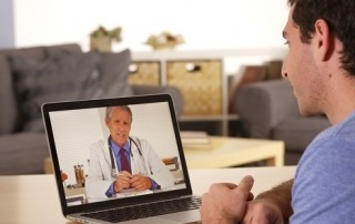 virtual medicine healthcare providers show increased interest in telehealth